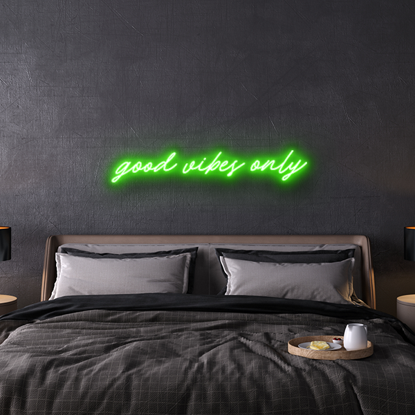 good vibes only Led Neon sign