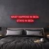 ibiza LED Neon Sign