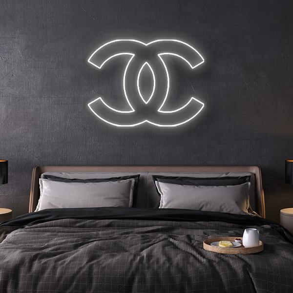Chanel Logo LED Neon Sign