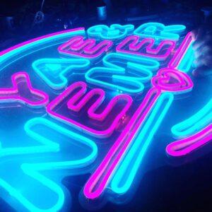 led neon sign shop