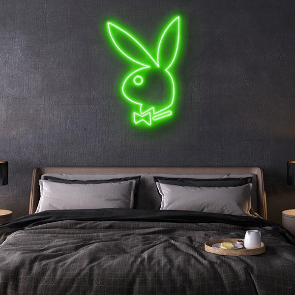 Playboy Bunny Neon Sign
